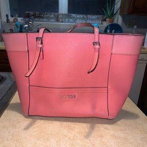 Guess Delaney tote purse